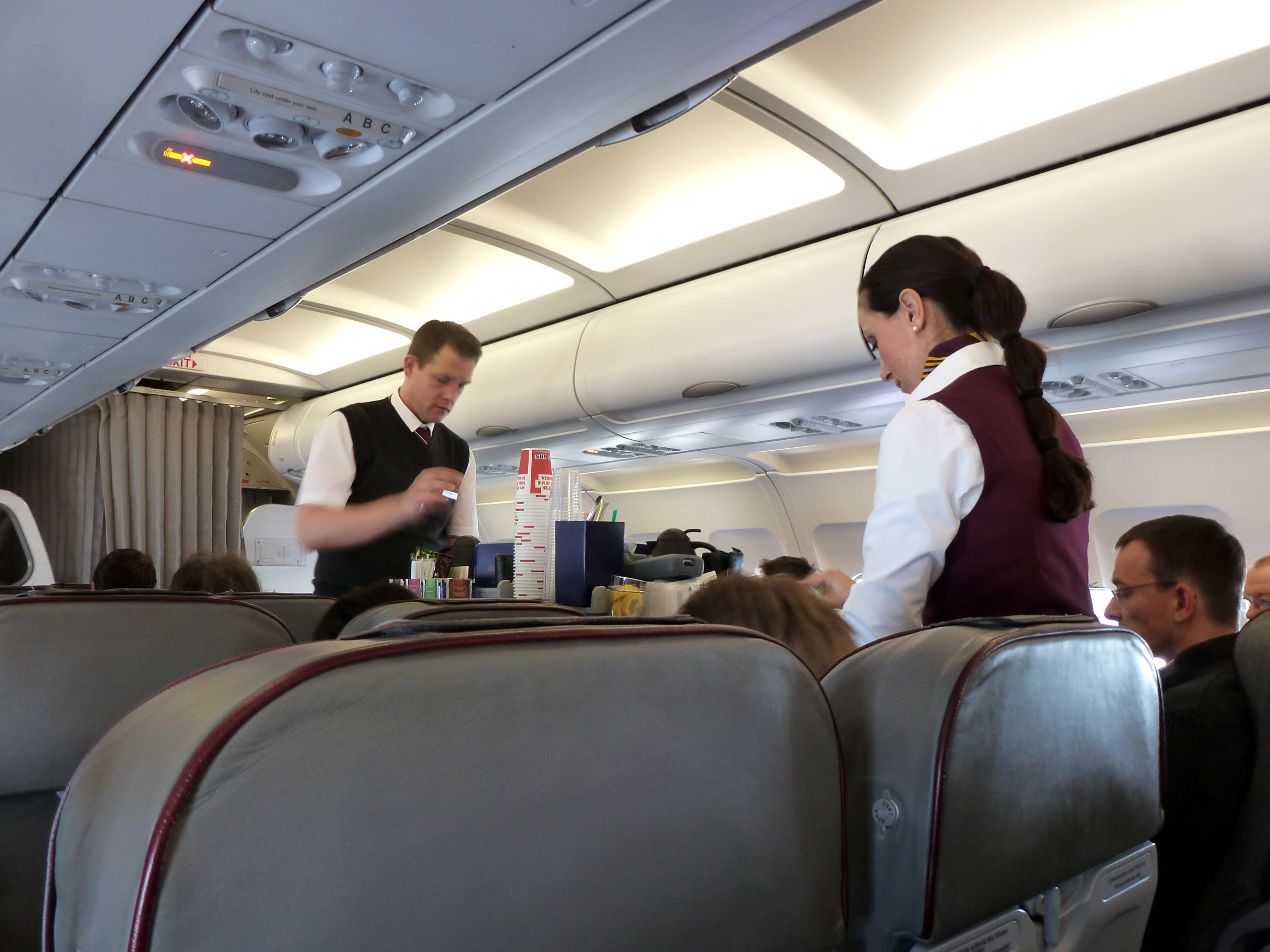 flight attendants reveal 19 secrets that airlines don t want you