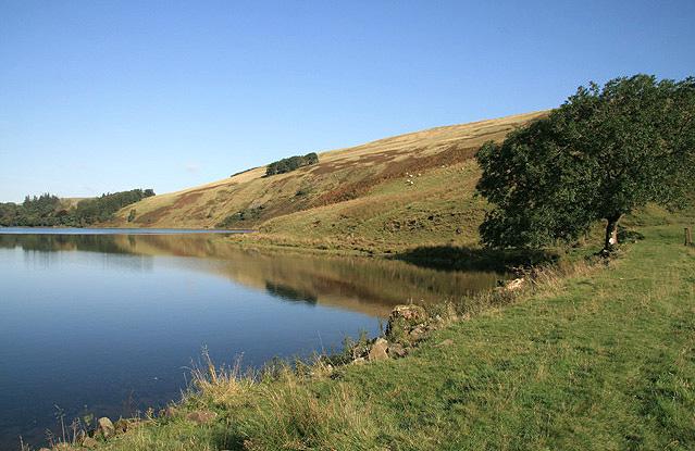 Glenbuck Loch - geograph.org.uk - 982168