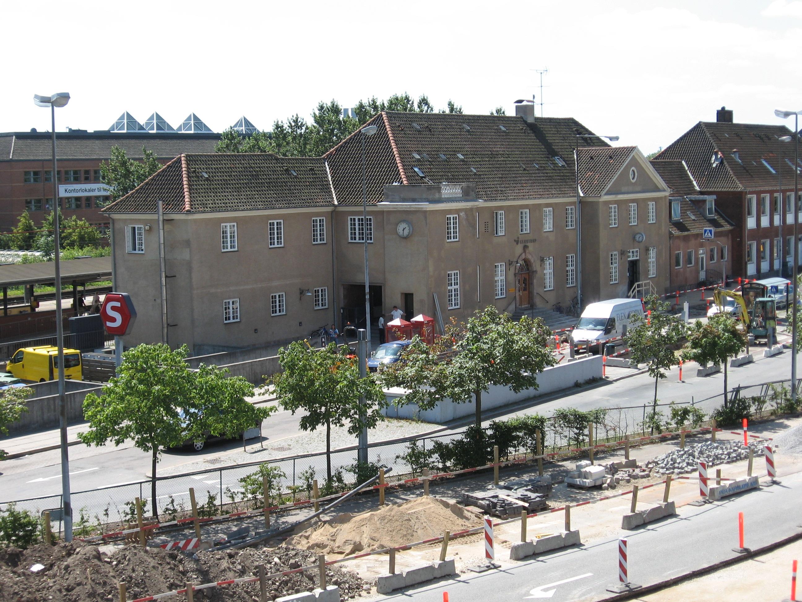 Glostrup Station - Wikiwand
