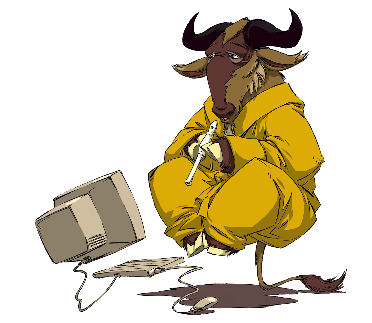 the history of gnu linux Gnu / ɡ n uː / ( listen) is an operating system and an extensive collection of computer software gnu is composed wholly of free software, most of which is licensed under the gnu project's own general public license (.