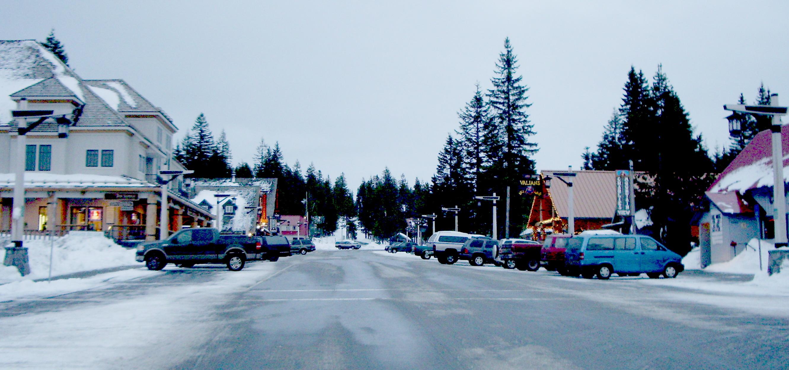 government Camp Oregon