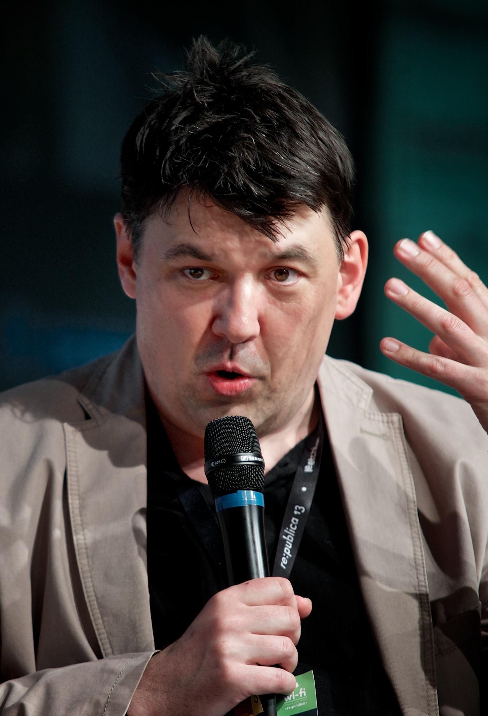 Graham Linehan Wikipedia