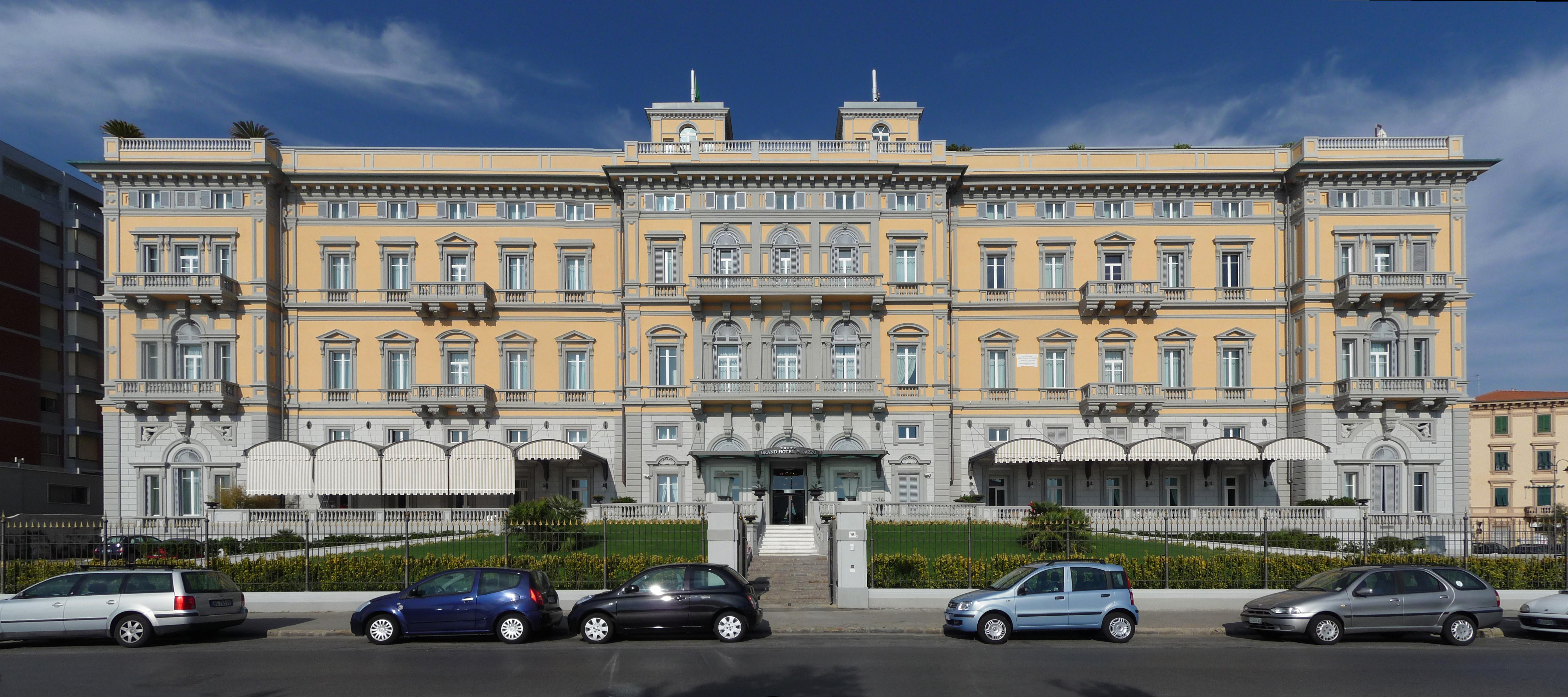 Grand Hotel Livorno
