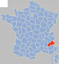 Communes of the Hautes-Alpes department