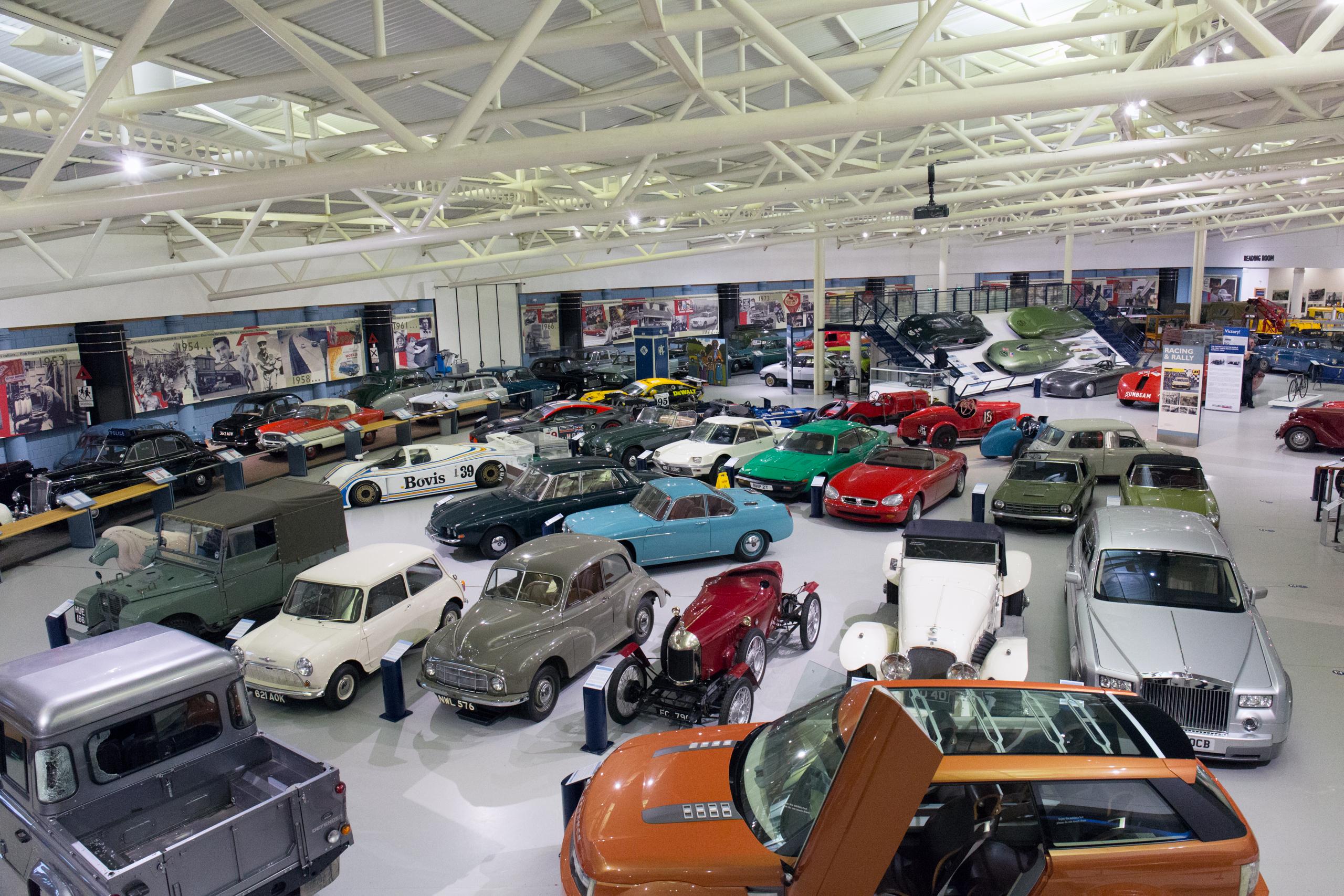 Beaulieu Car Show Aug