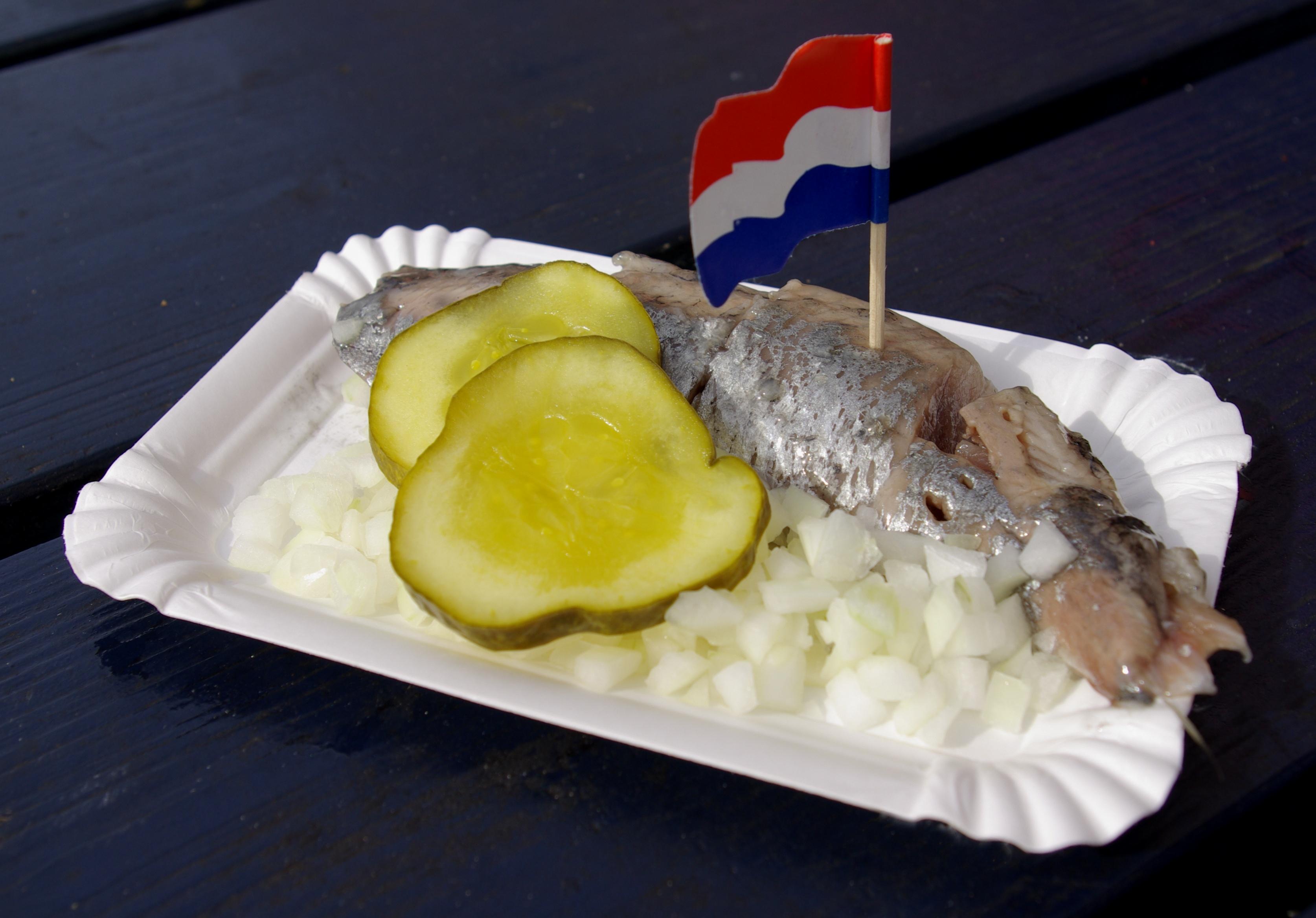 Hollandse Nieuwe 001 - Onde comer em Amsterdam: Onde provar os melhores pratos da culinária holandesa - holanda, amsterdam