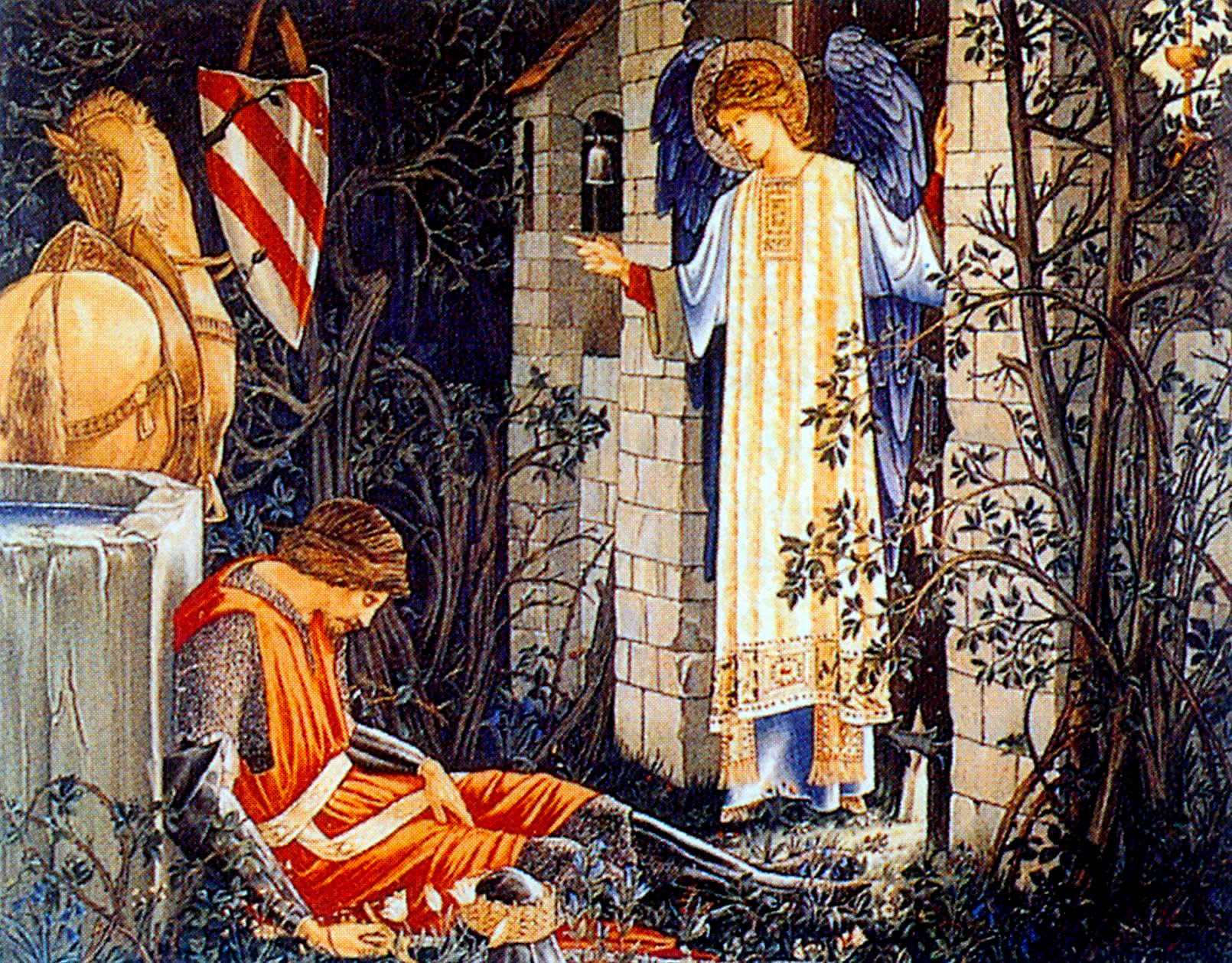 File Holy Grail Tapestry The Failure Of Sir Launcelot Jpg