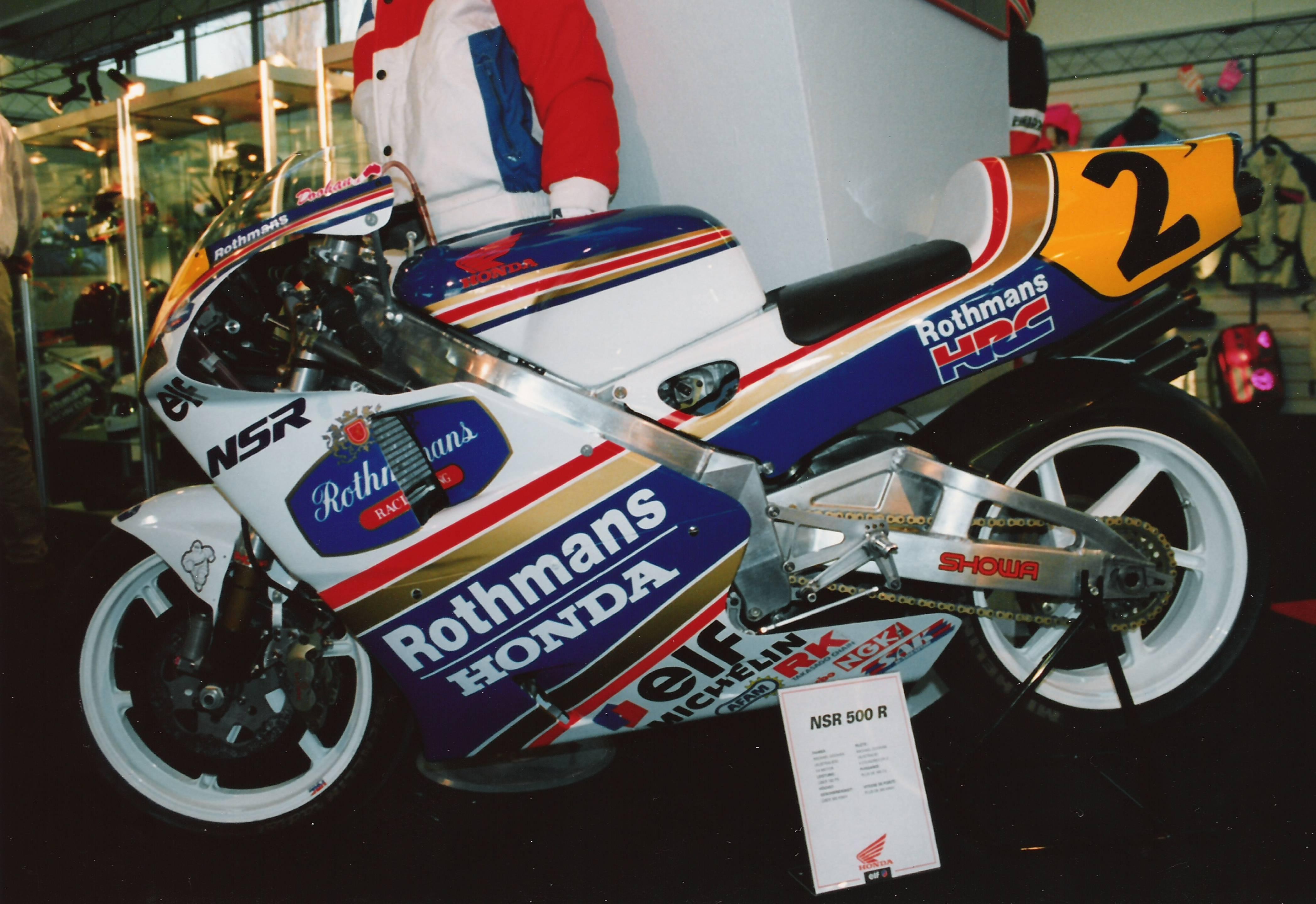 Honda NSR500 - Wikipedia