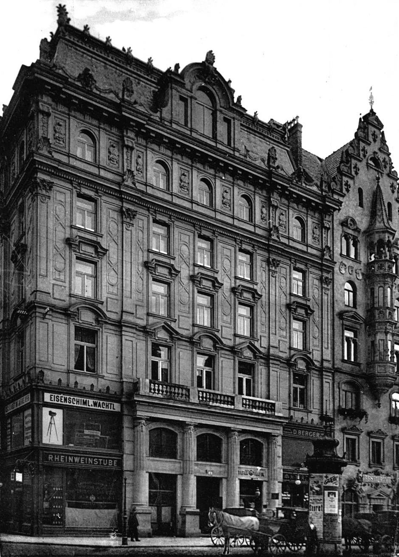 Hotel Neuer Markt Wien
