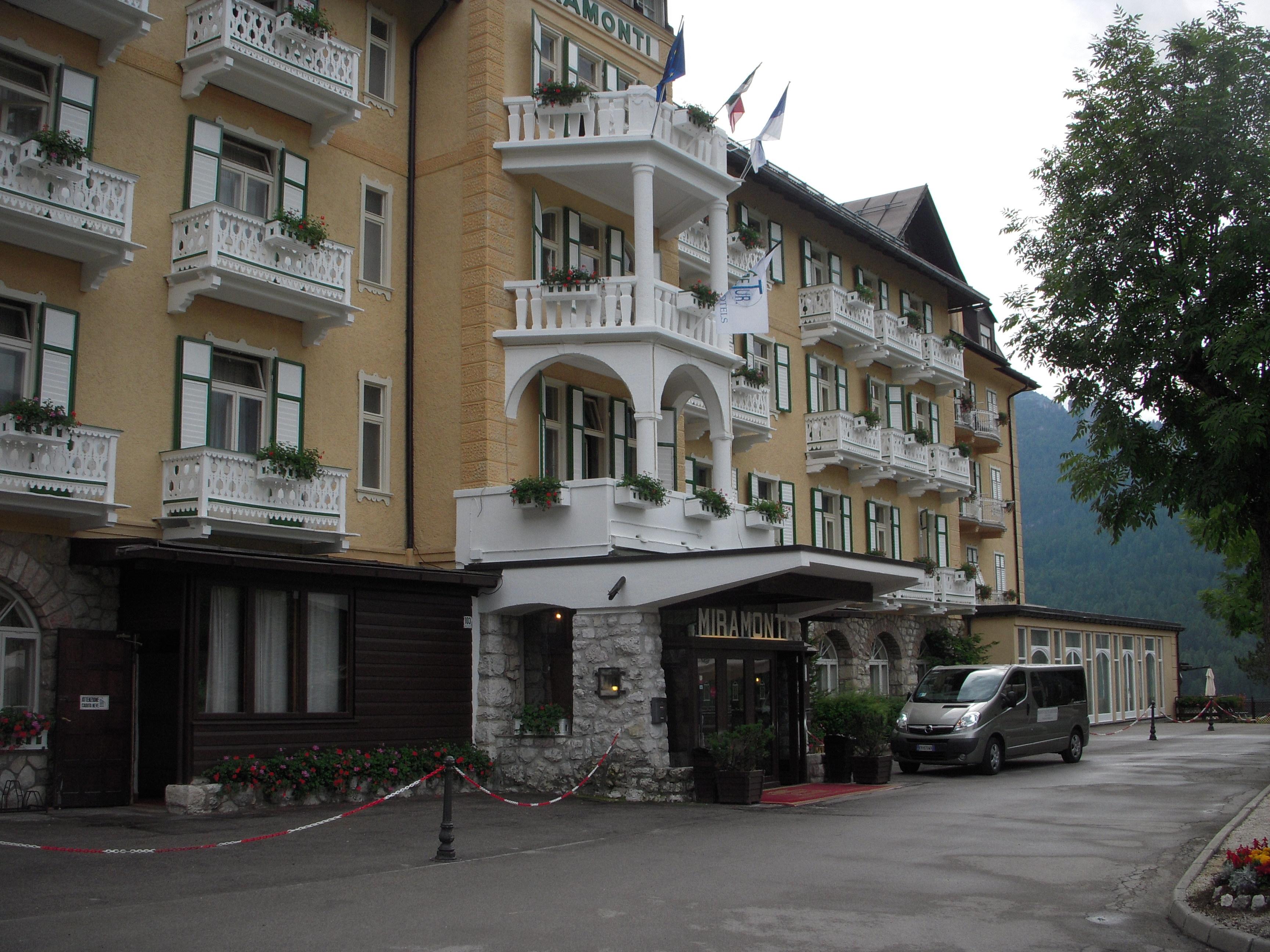 Hotel Cortina  Stelle