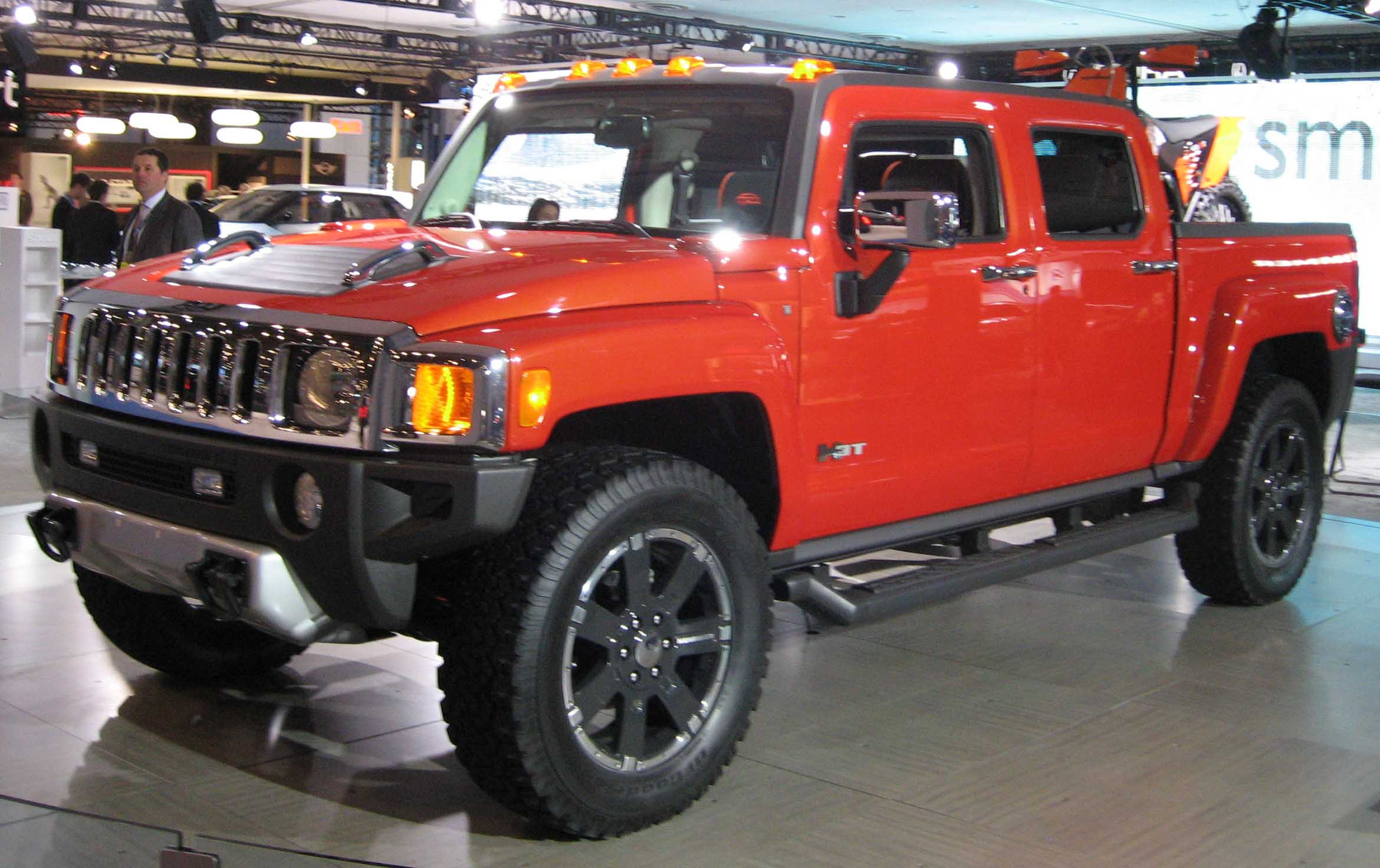 File:Hummer H3T NY.jpg - Wikipedia, the free encyclopedia