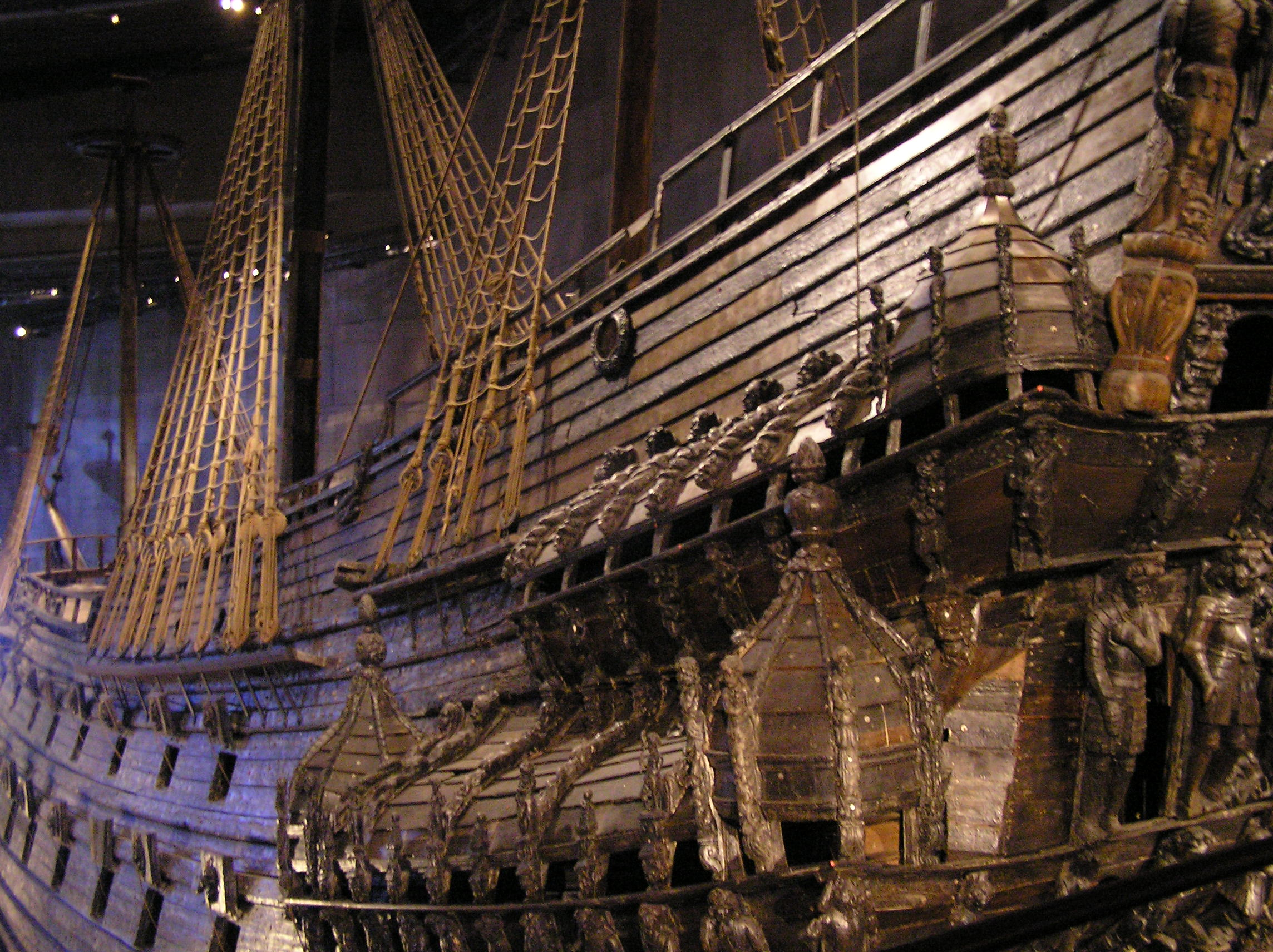 Djurg rden wiki everipedia for Vasa ship