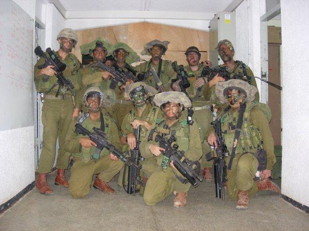لواء Kfir الاسرائيلي .....חֲטִיבַת כְּפִיר Israeli_Urban_combat