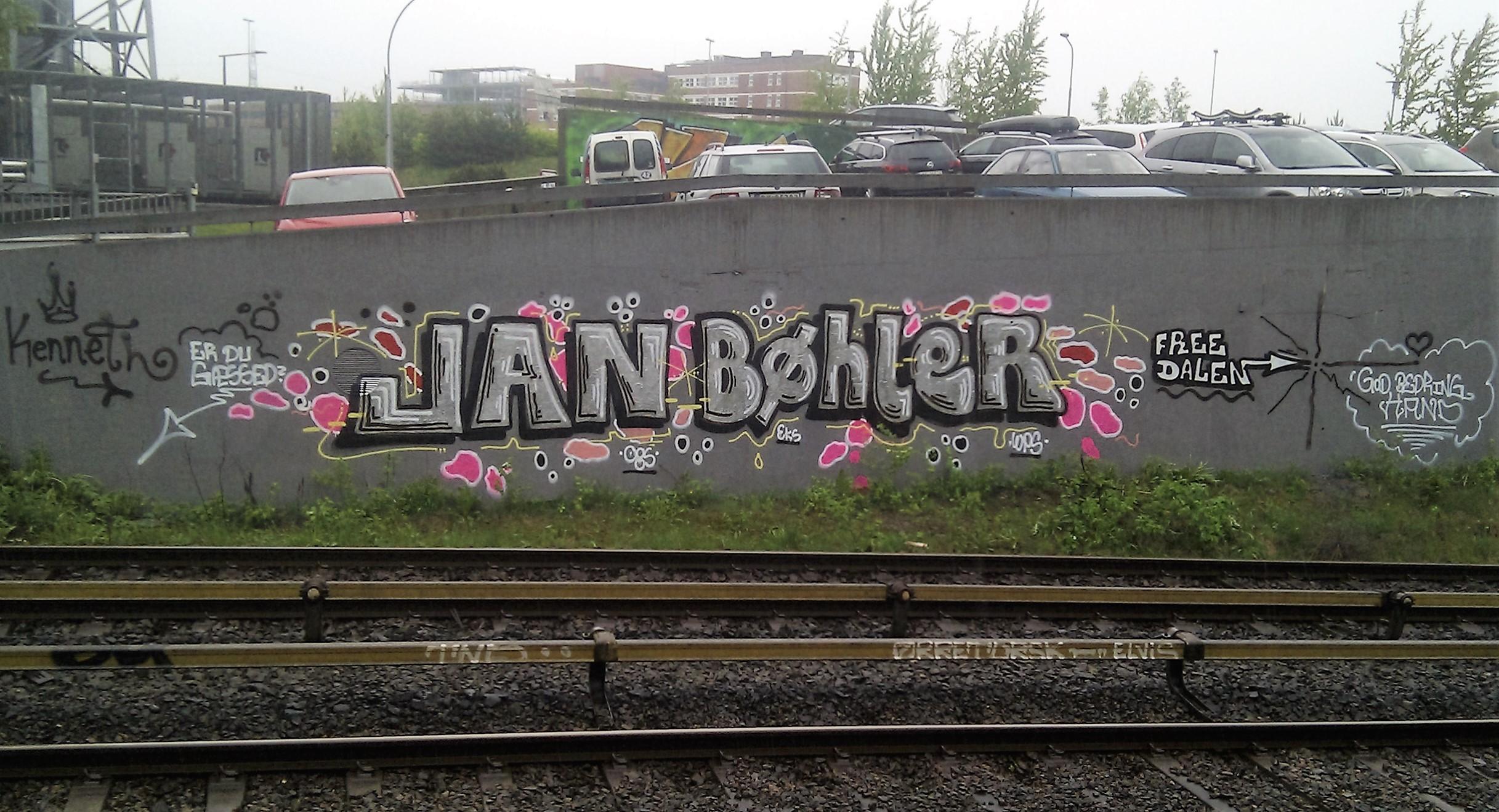 Grafitti art oslo - File Jan B Hler Graffiti Mai 2016 Oslo Kern Jpg