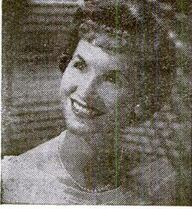 Early publicity photo of Howard in an ad from Billboard, 1960 Jan Howard--Most Promising Female Vocalist.jpg