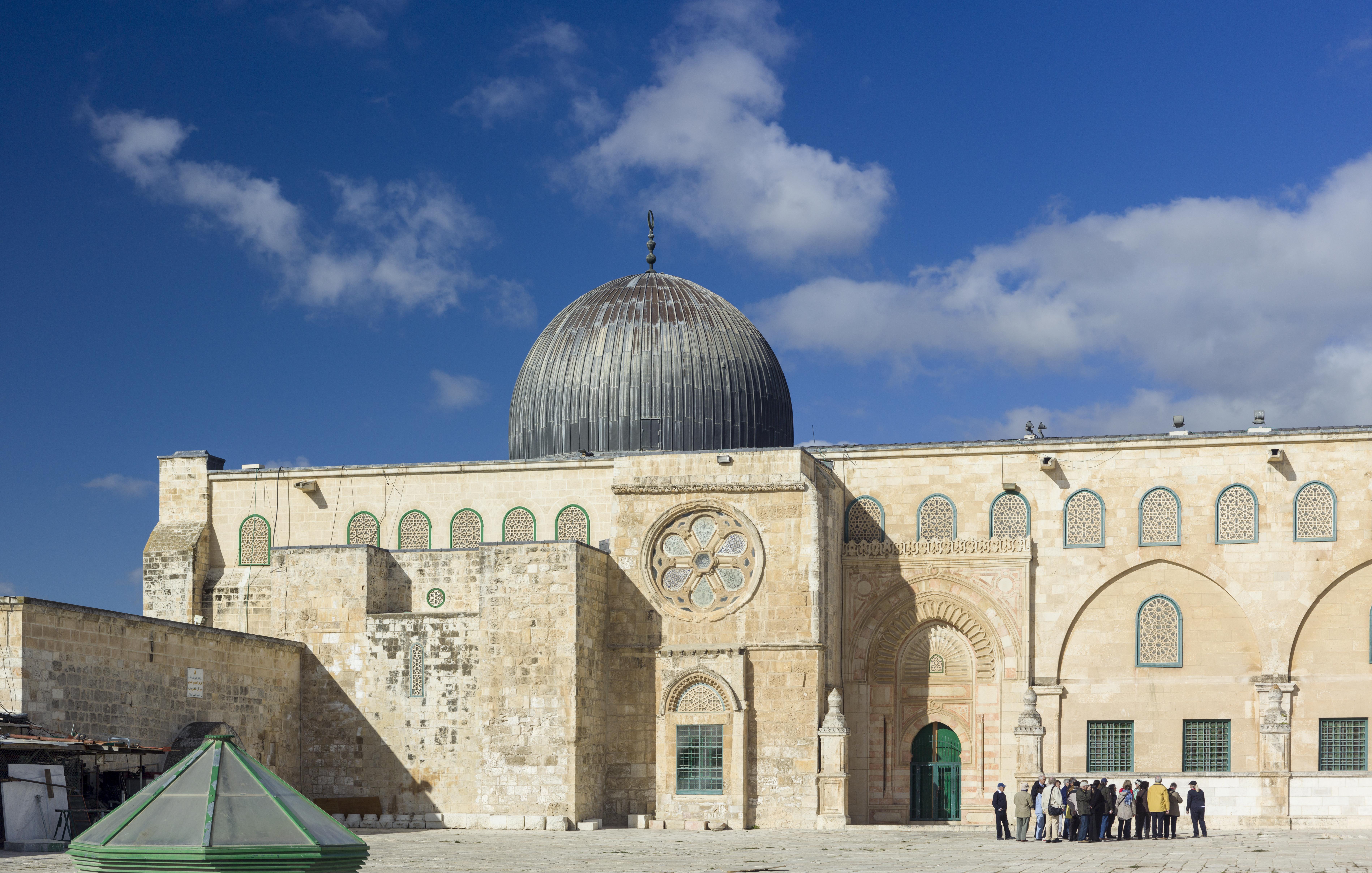 File Jerusalem 2013 Al Aqsa Mosque 04 Jpg Wikimedia Commons