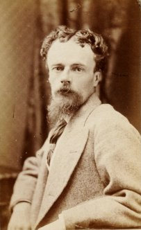 Image result for john atkinson grimshaw portre