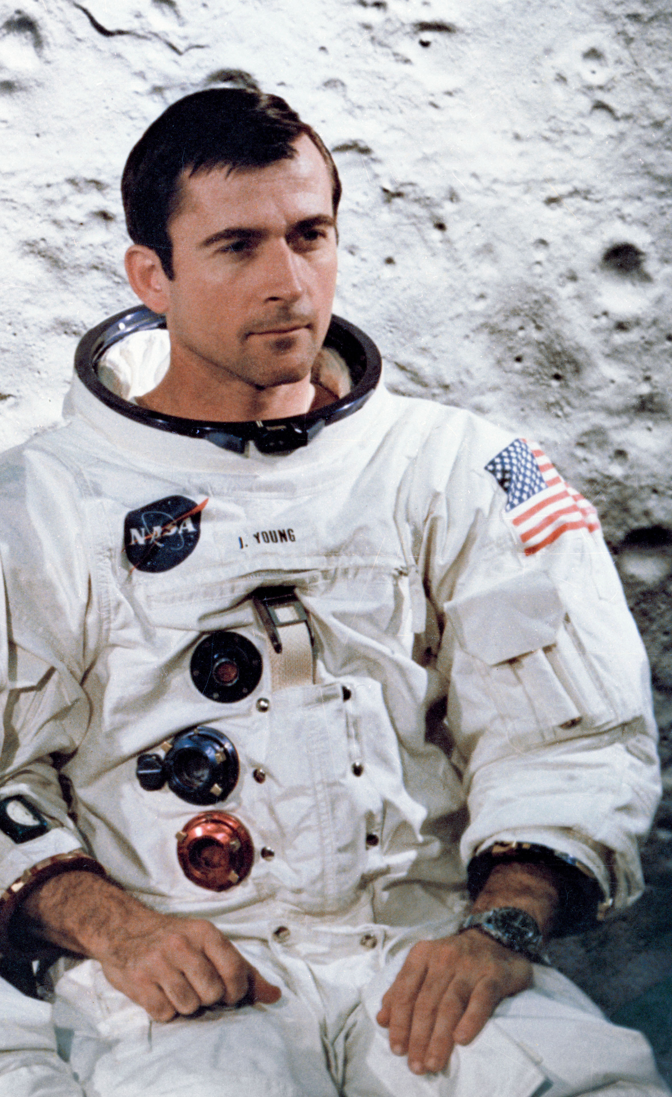 John Young (astronaut) | Wiki & Bio | Everipedia