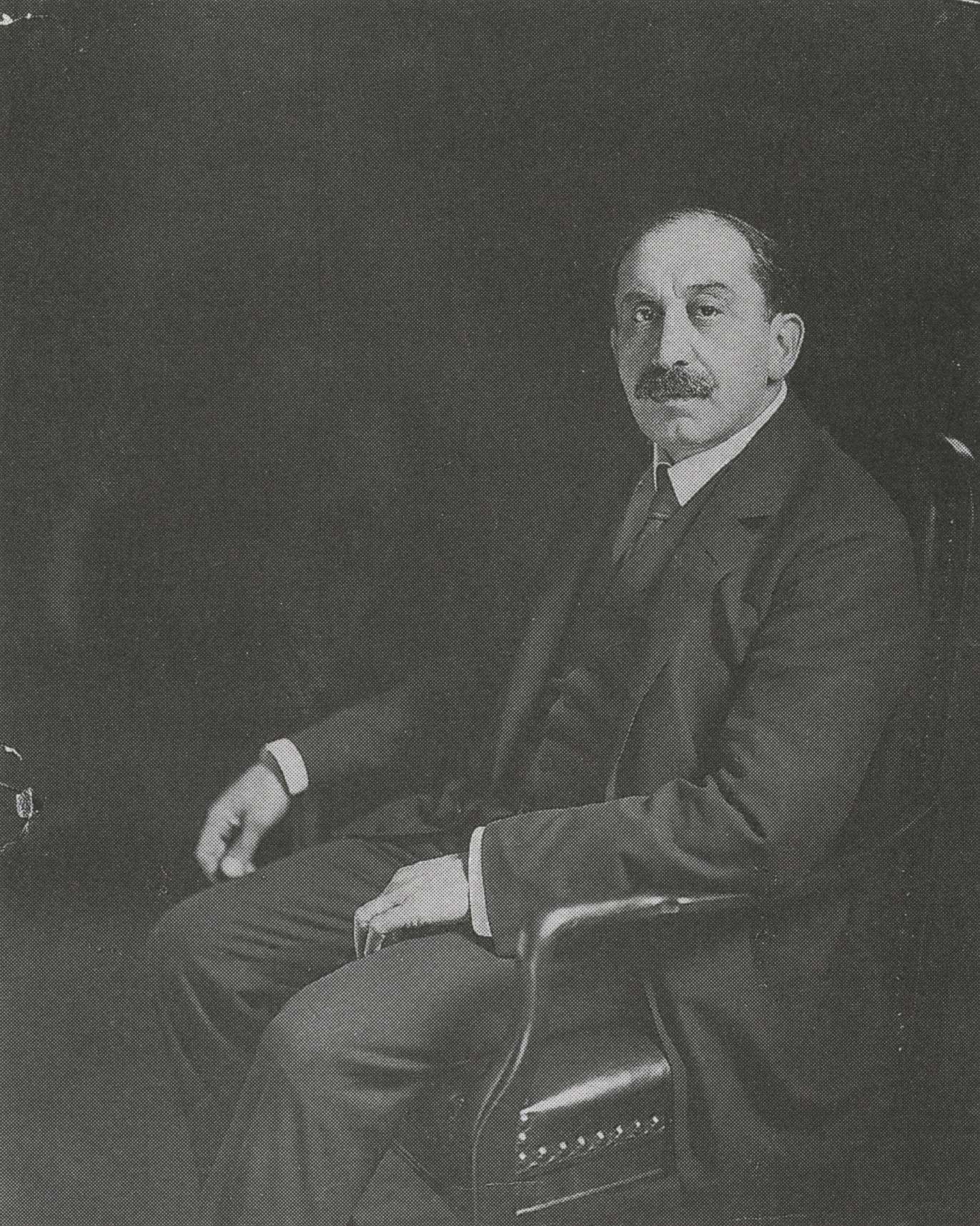 Wikipedia.de. Portrett, Julius Stern i 1912