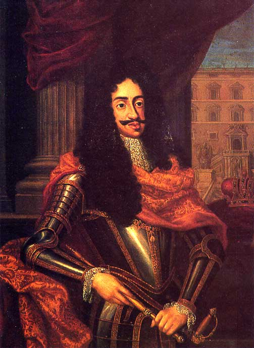 Leopold I, Holy Roman Emperor (full name - Leopold Ignaz Joseph Balthasar Felician) and member of the Habsburg dynasty