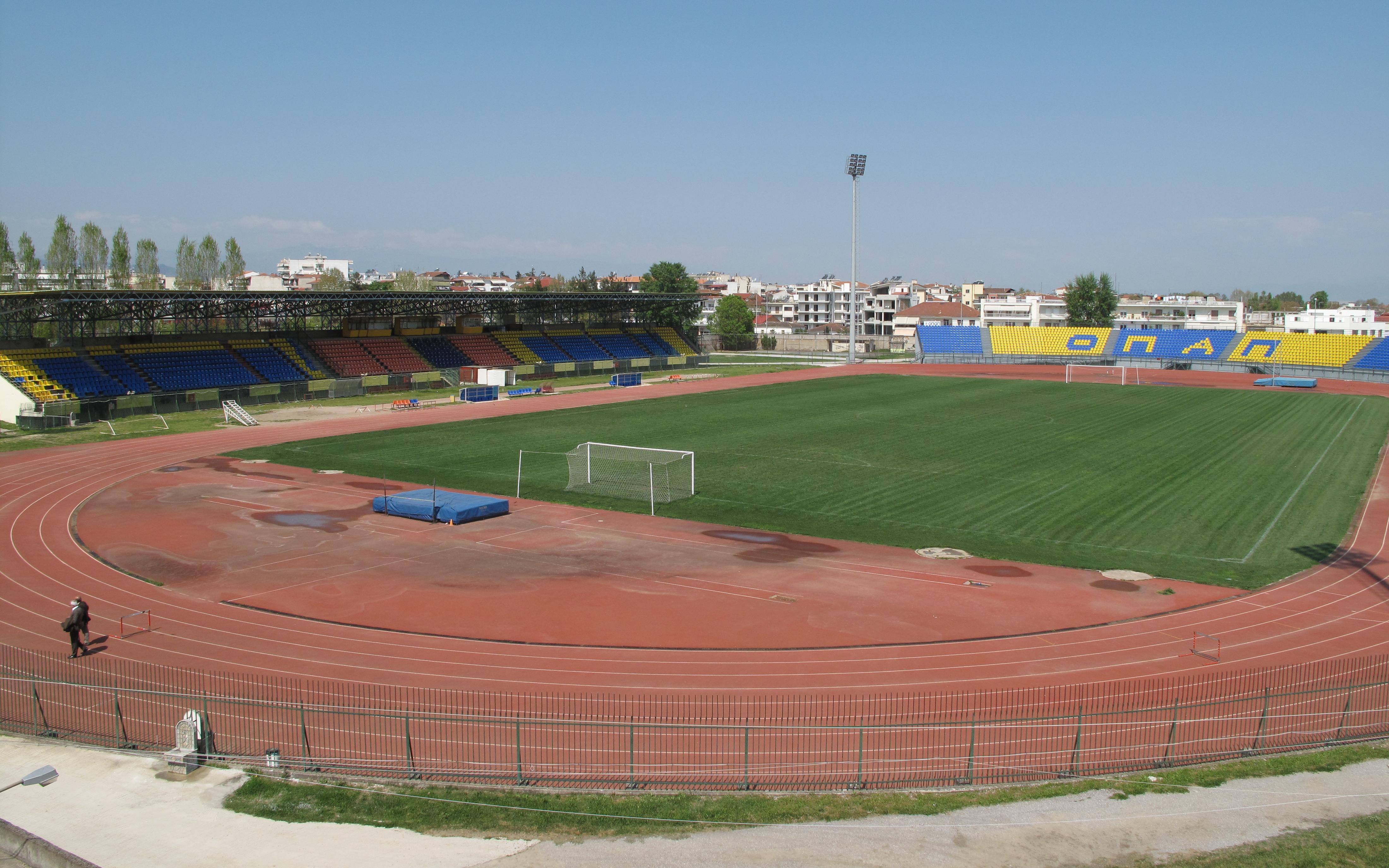 Estadio Municipal de Karditsa