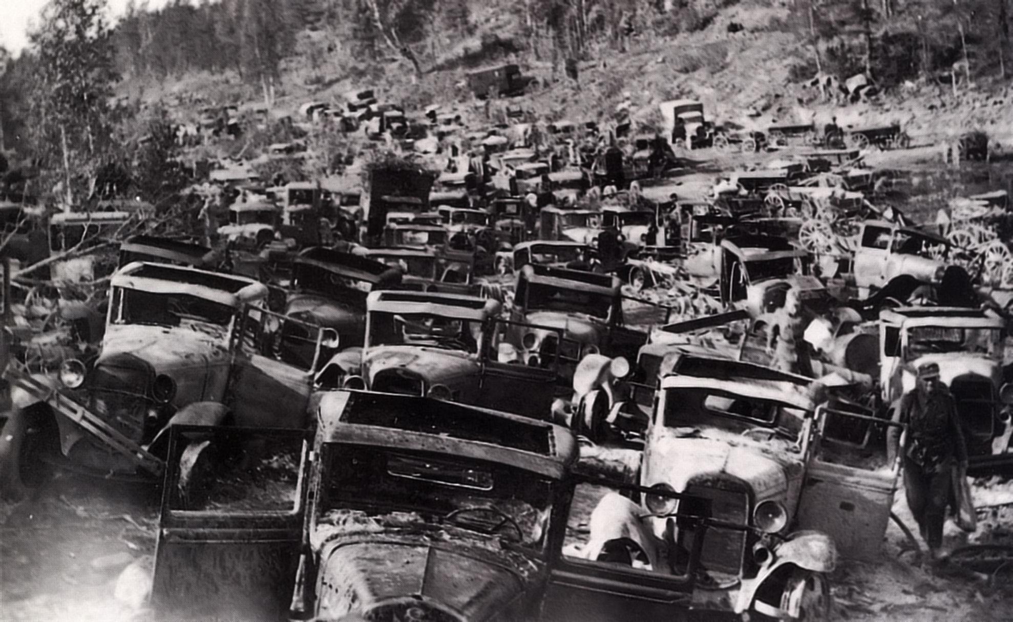 Classic Car Scrap Yards In Ontario
