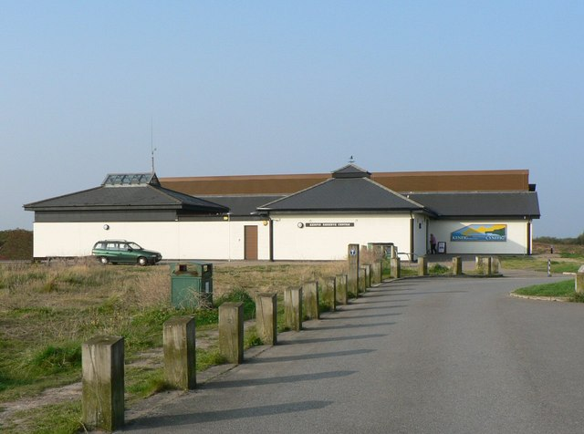Kenfig Reserve Centre - geograph.org.uk - 980344