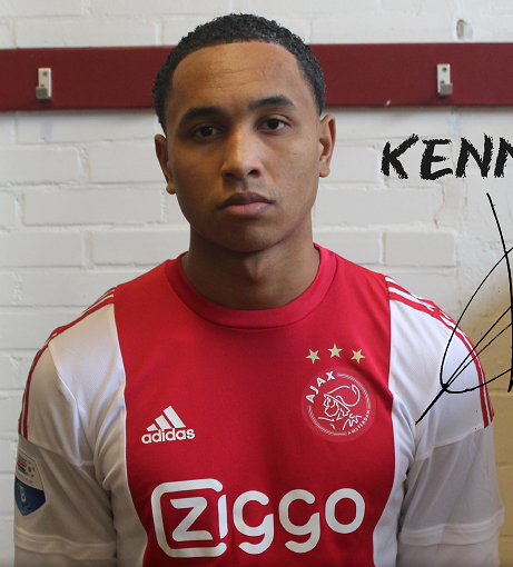 Kenny Tete earned a  million dollar salary - leaving the net worth at 2 million in 2018