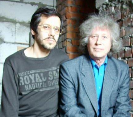 Юрий Ханон и Виктор Екимовский, 2010