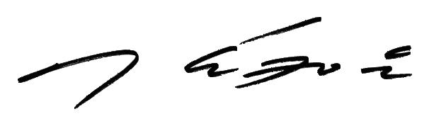 Kim Jong-un signature