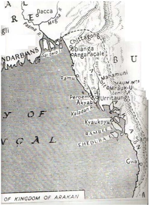 kingdom of mrauk u wikipedia