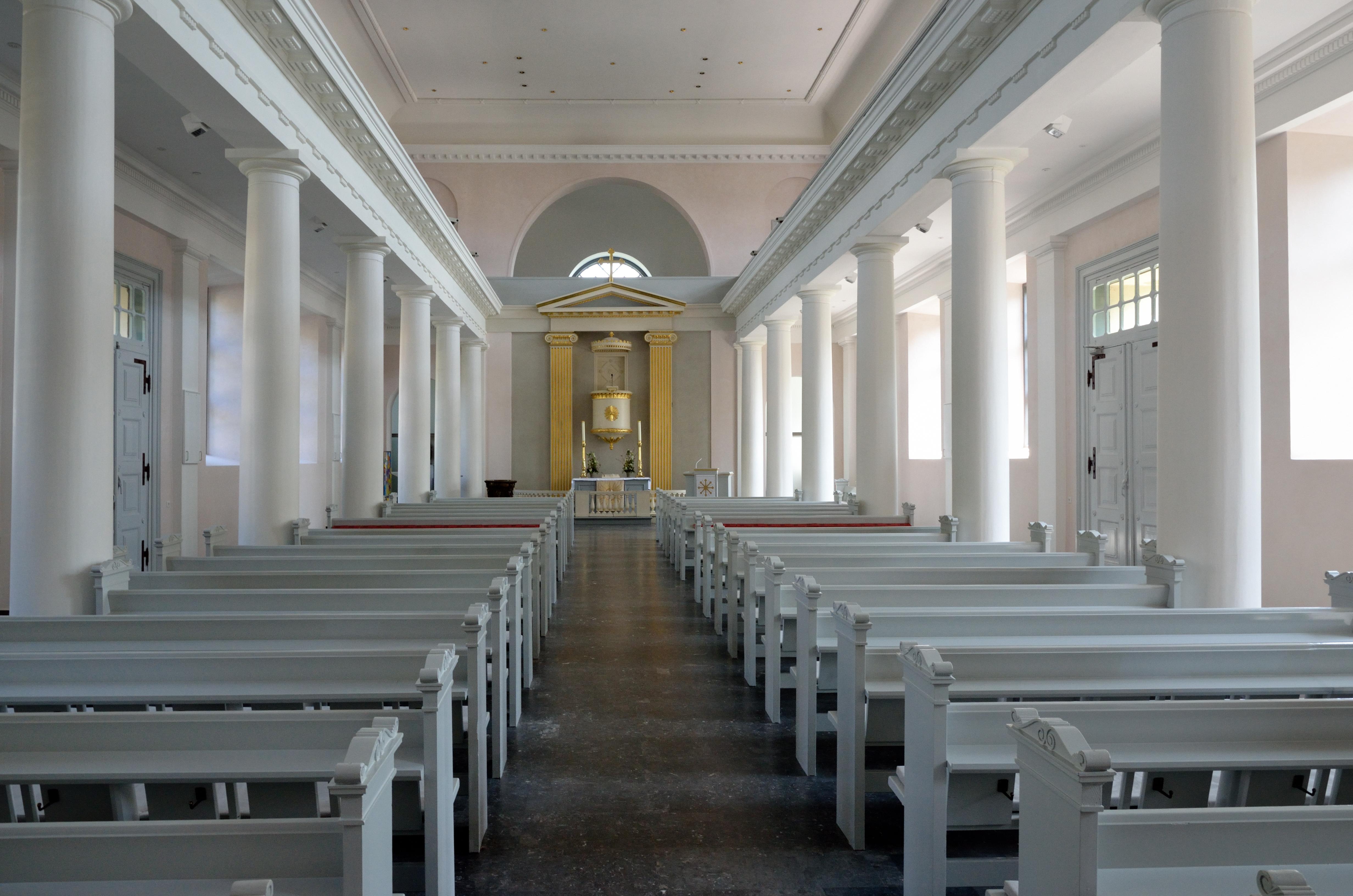 Kirche Husum