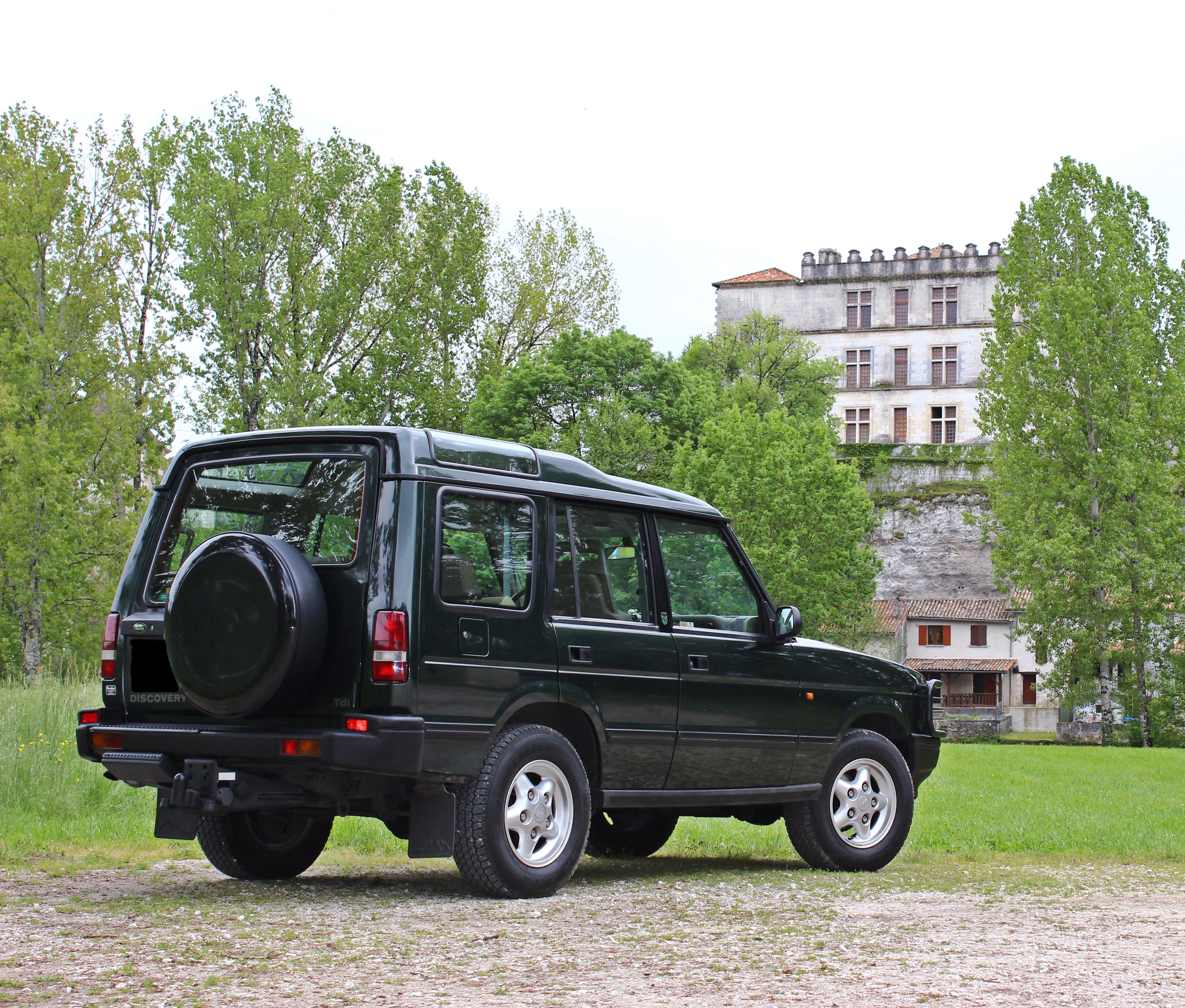 File Land Rover Discovery 300 Tdi Arri 233 Re Jpg Wikimedia