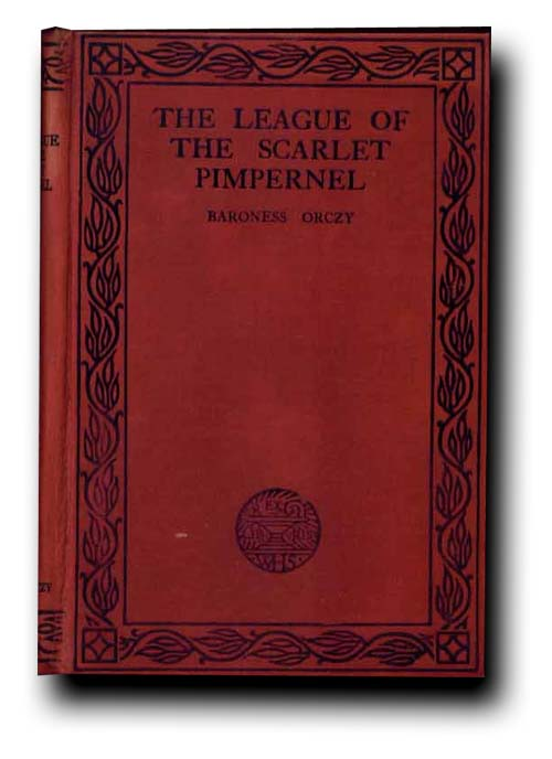 The League Of The Scarlet Pimpernel Wikipedia