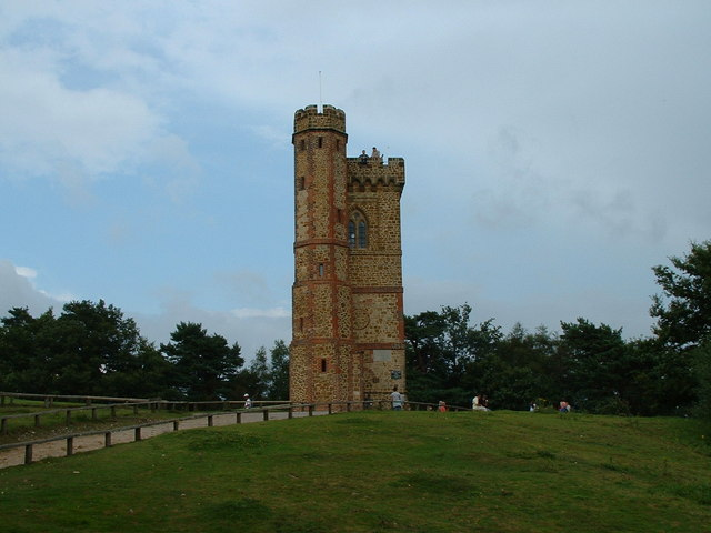 Leith Hill Tower - geograph.org.uk - 842097