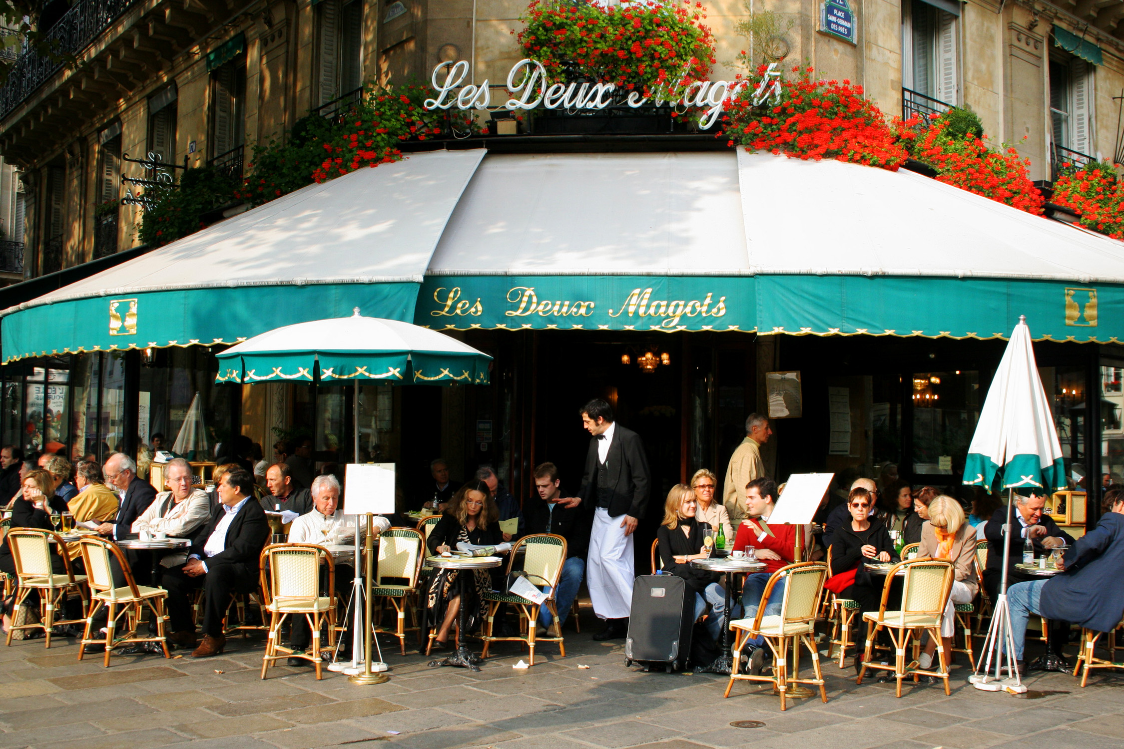 saint-germain, deux magots