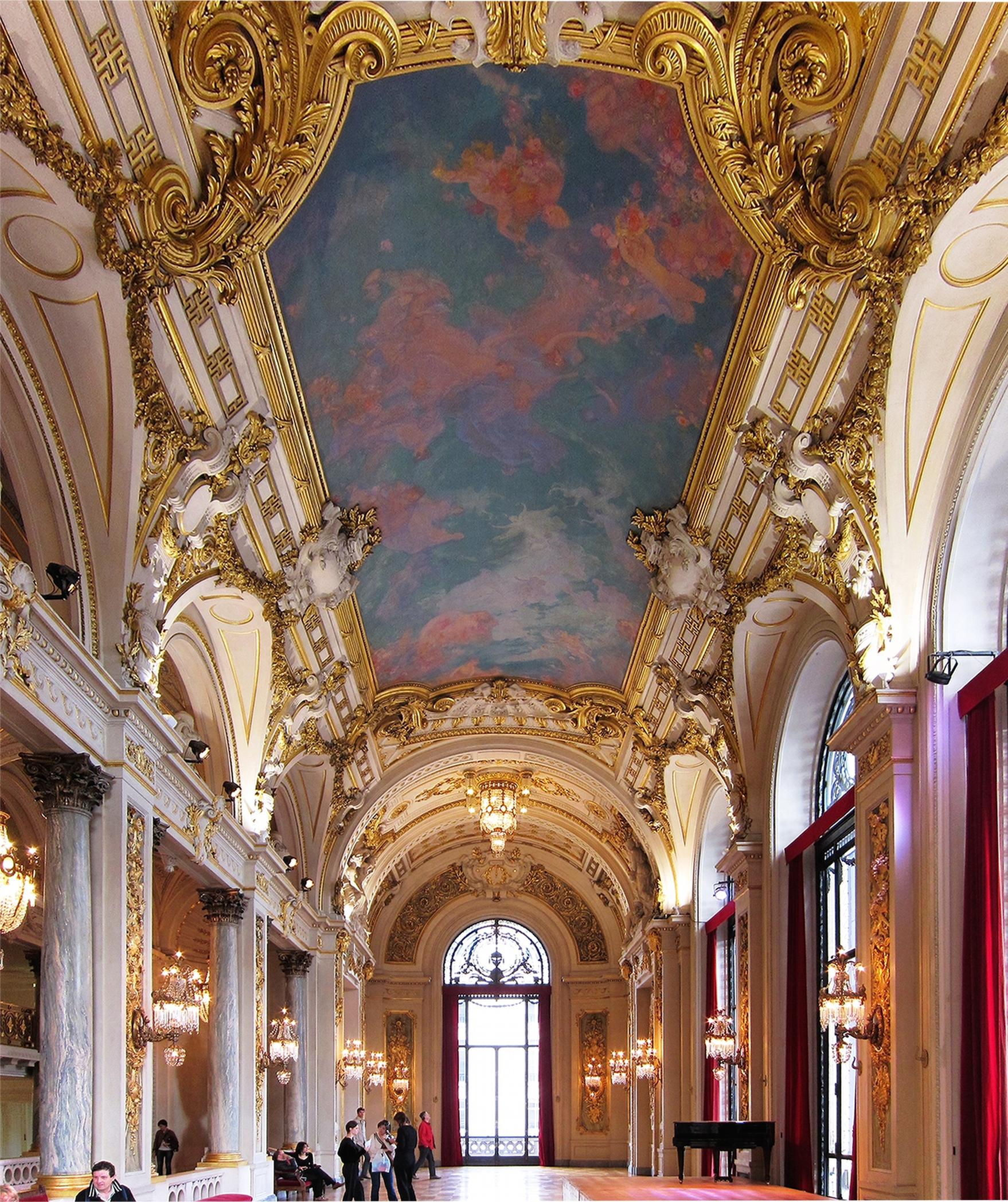 Ópera Hall - Lille (Francia)