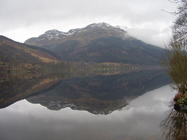 Loch Eck - geograph.org.uk - 1168829