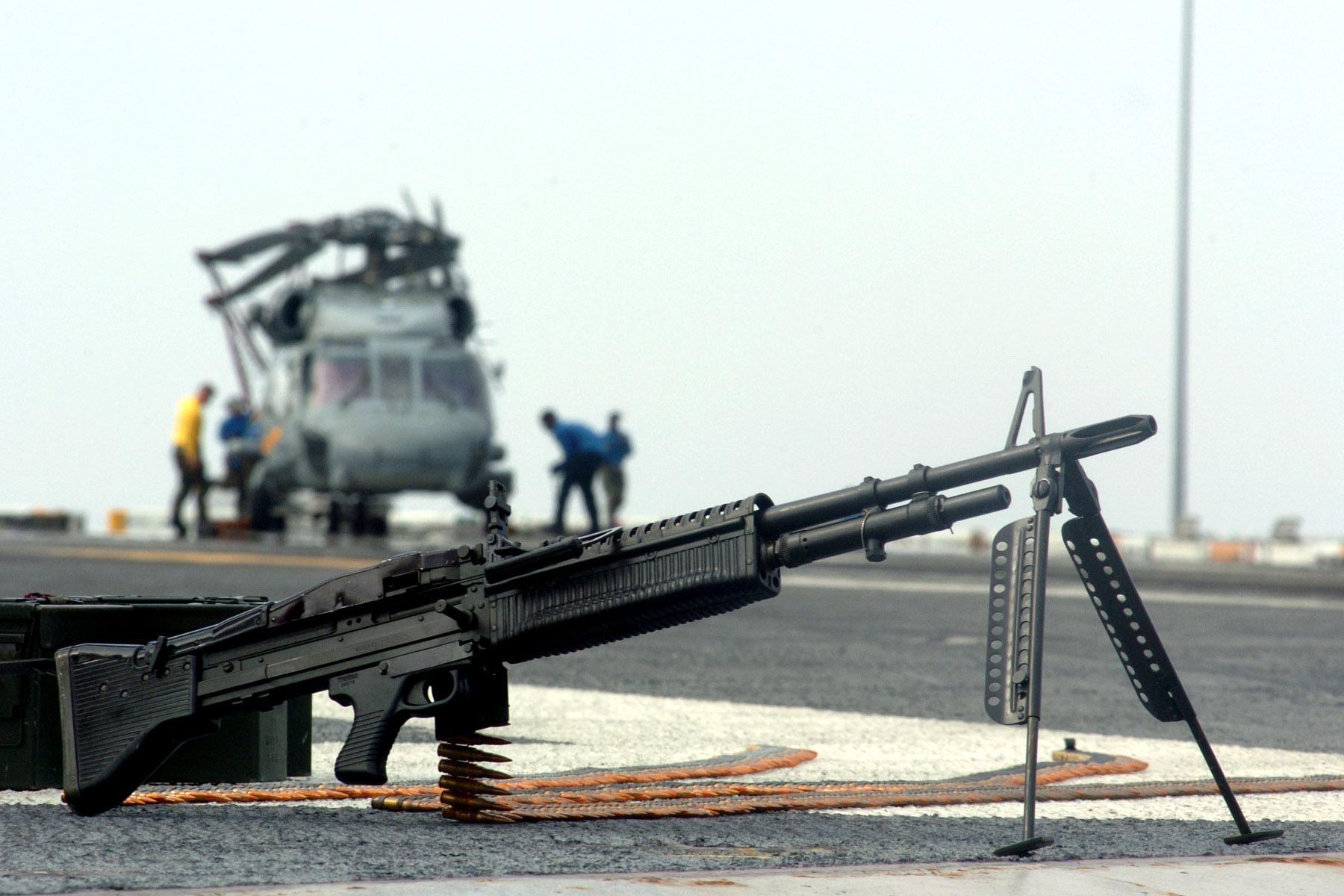 m60 machine gun - photo #18