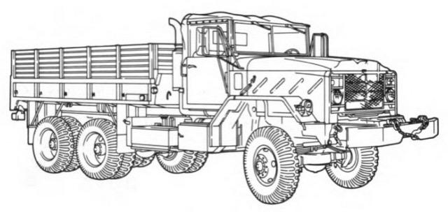 m939 series 5 ton 6x6 truck wikipedia