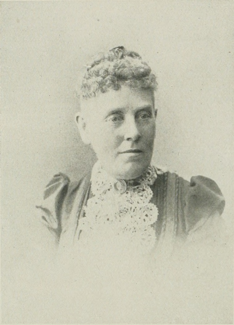 MARGARET ANDERSON WATTS A woman of the century (page 764 crop).jpg