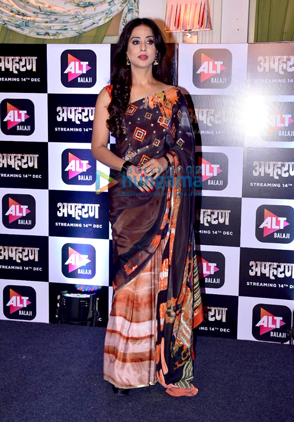 File:Mahi Gill graces the trailer launch of Alt Balaji's