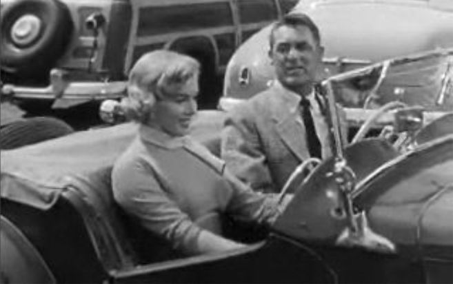 Fichier:Marilyn Monroe and Cary Grant in Monkey Business trailer.JPG