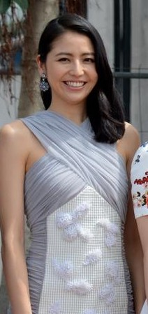 Nagasawa at the 2015 Cannes Film Festival.