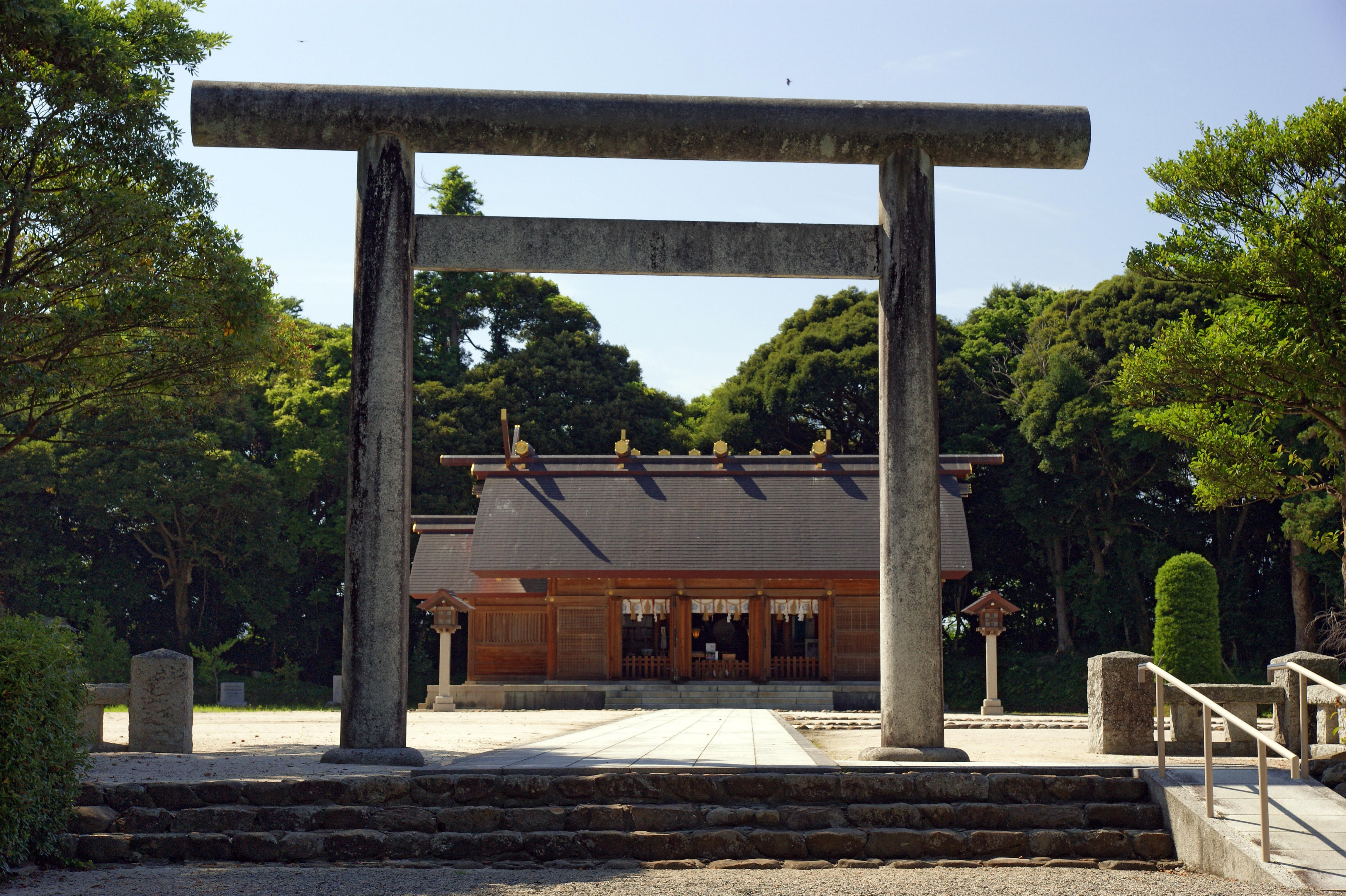 松江市 神社