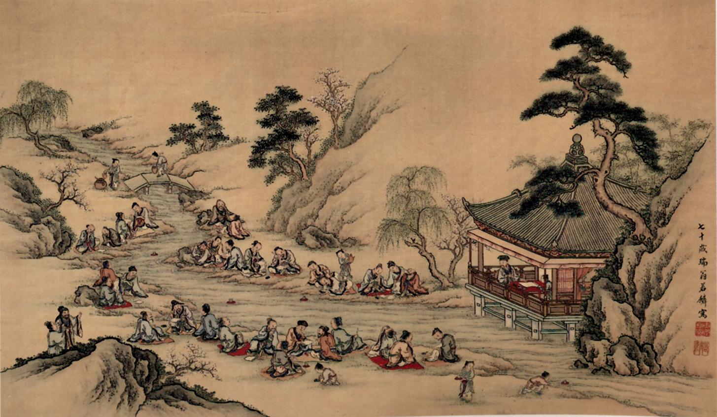 Культуры древнего китая картинки