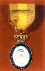 The Medalla de Bailén.