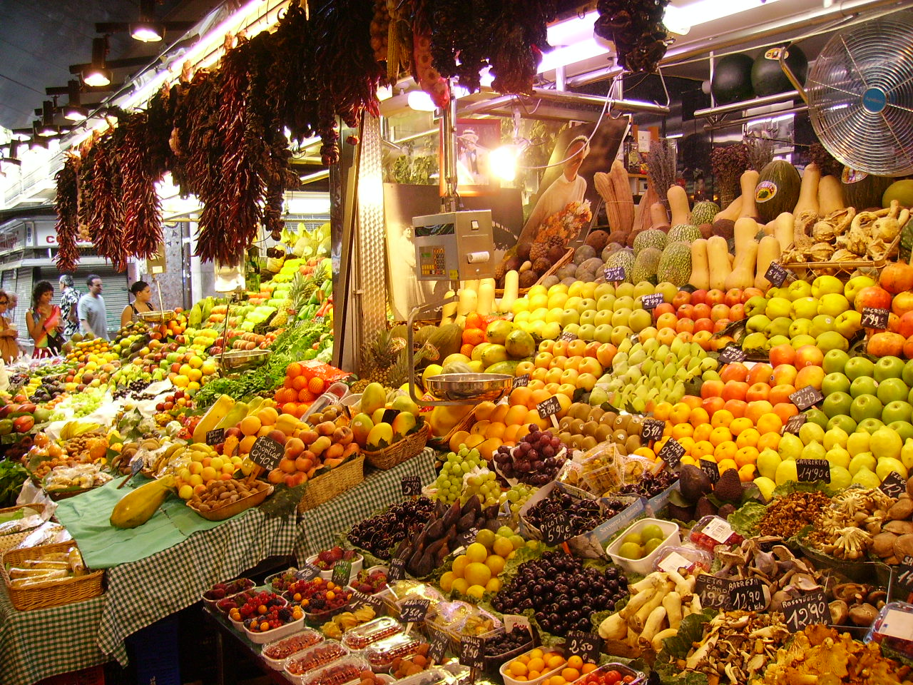 File mercat de la wikimedia commons - Comprar parking en barcelona ...