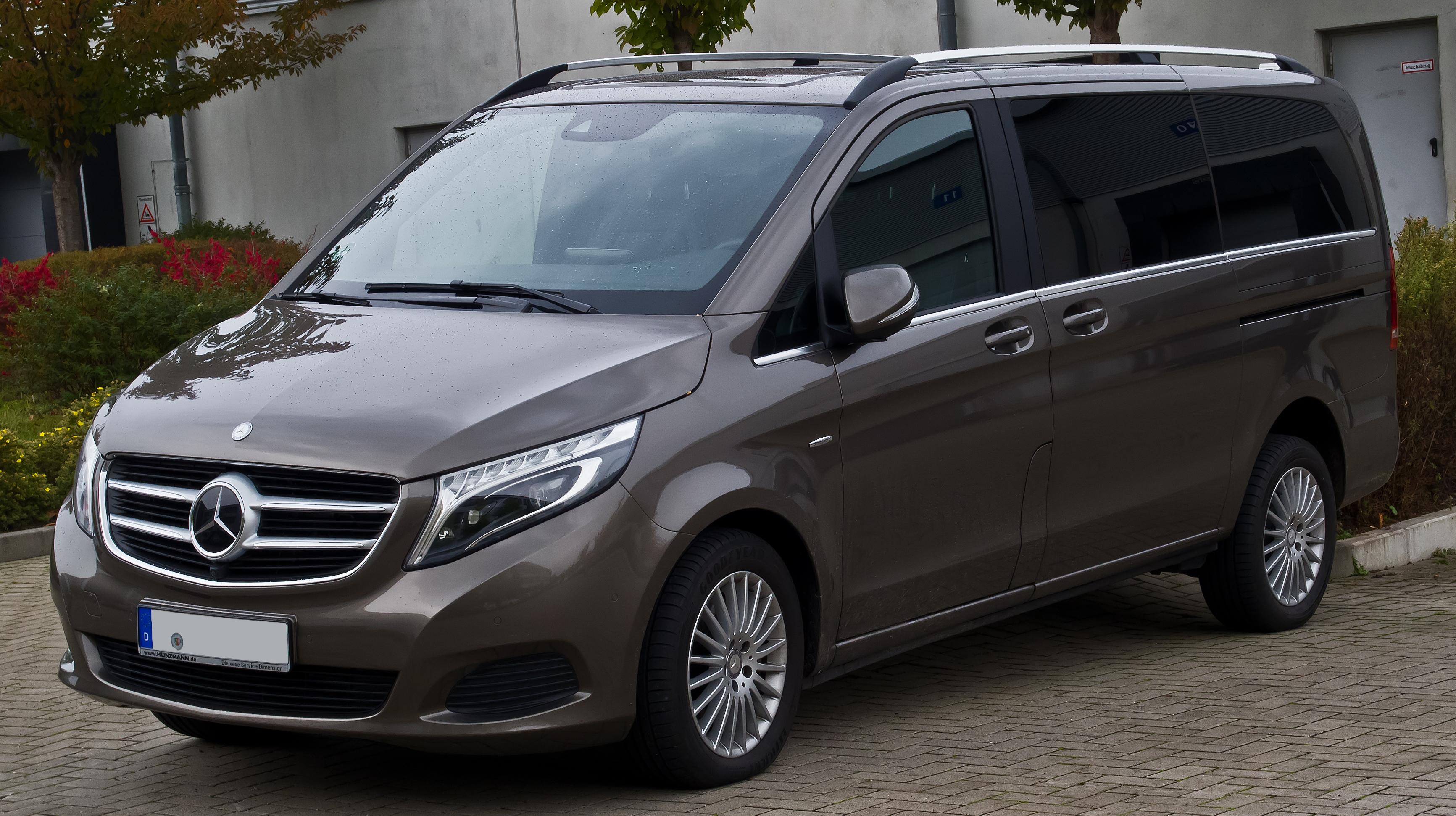 File:Mercedes-Benz V-Klasse Avantgarde Lang (V 447 ...