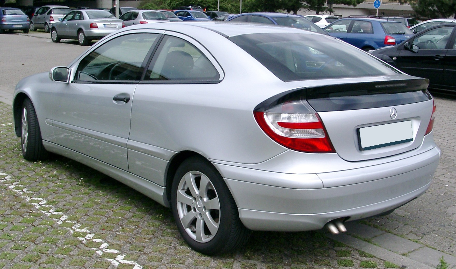 w203 coupe